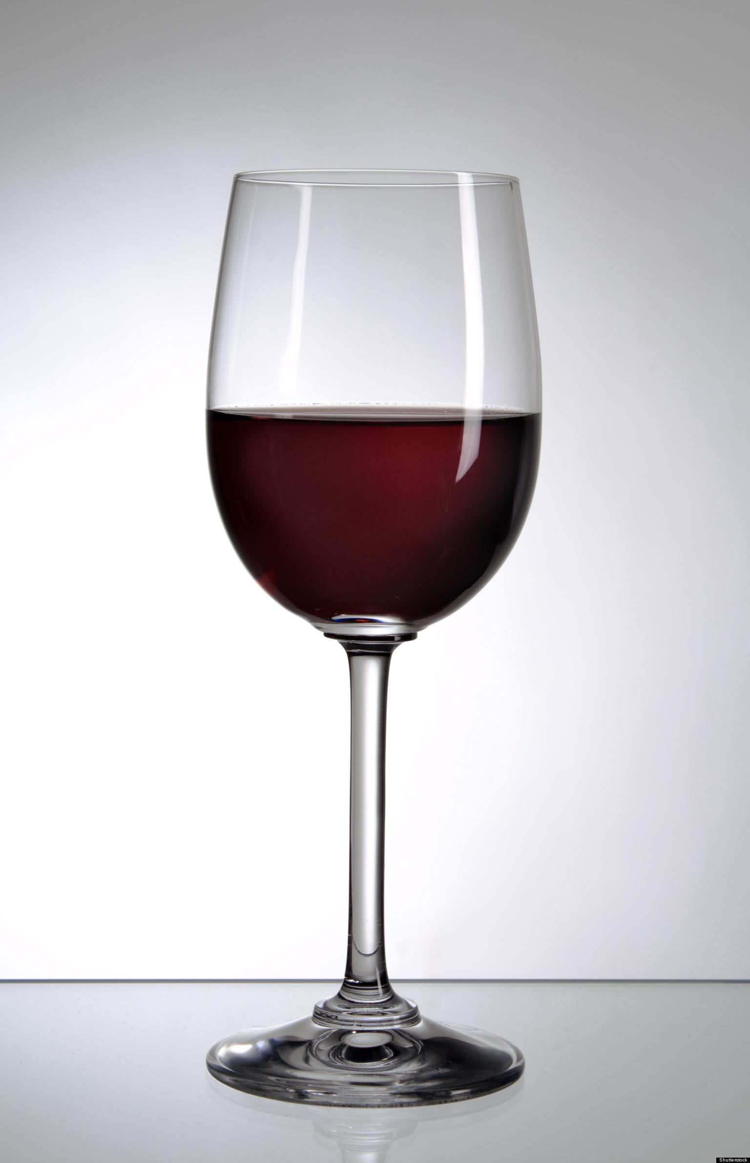 A Glass Half Full Or Half Empty