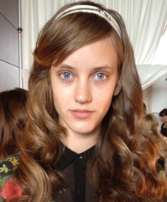 New York Fashion Week Erin Fetherston