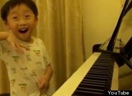Piano Child Prodigy