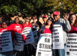 Chicago Teachers On Strike, Hit The Picket Line On Historic Walkout's First Day (PHOTOS, VIDEO)