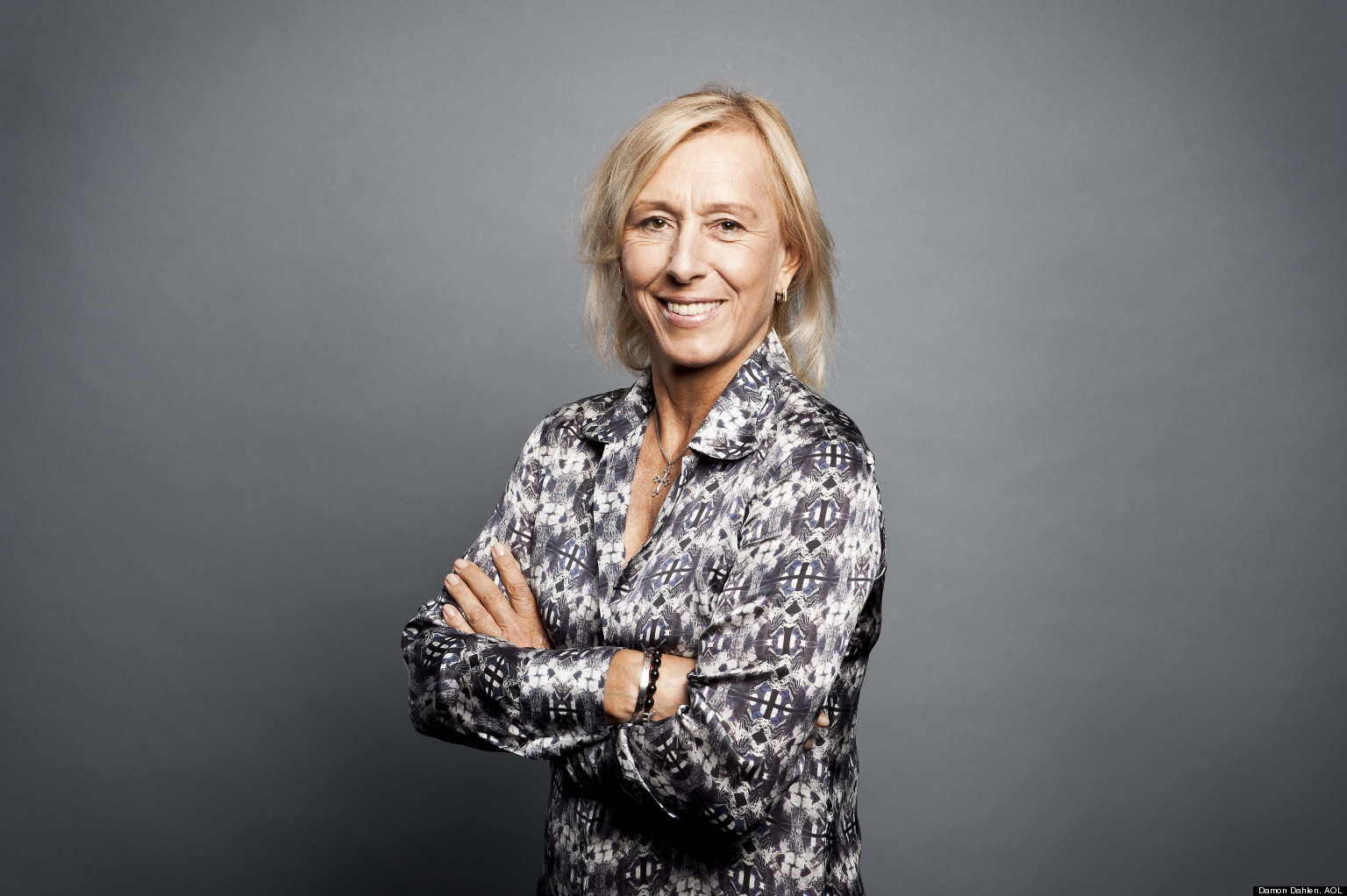Martina Navratilova On Staying Fit, Coming Out, Battling Cancer And ...