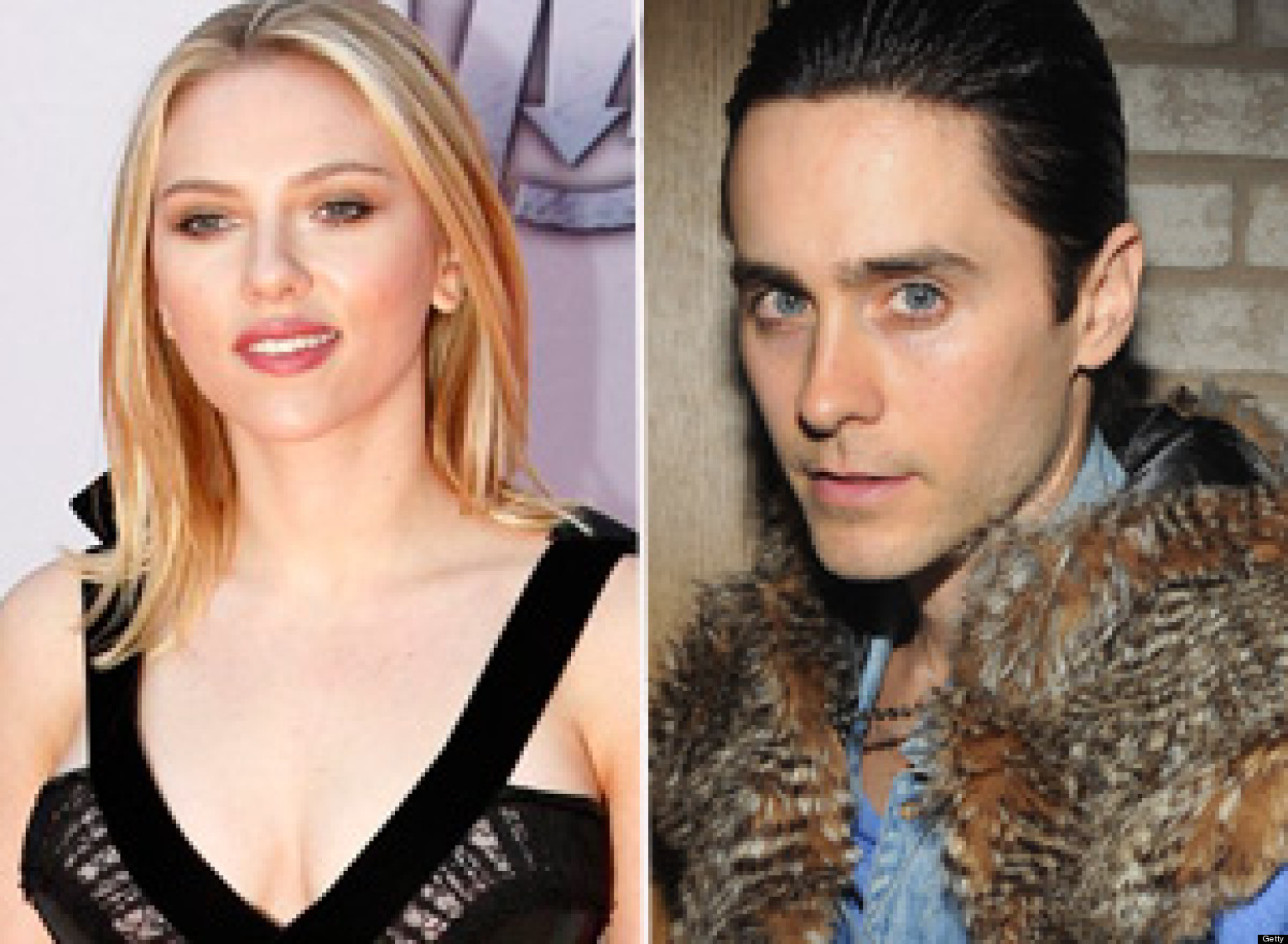 jared leto and scarlett johansson dating 2012