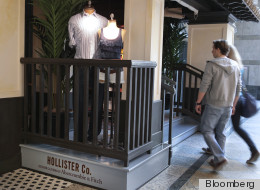 Hollister Korea