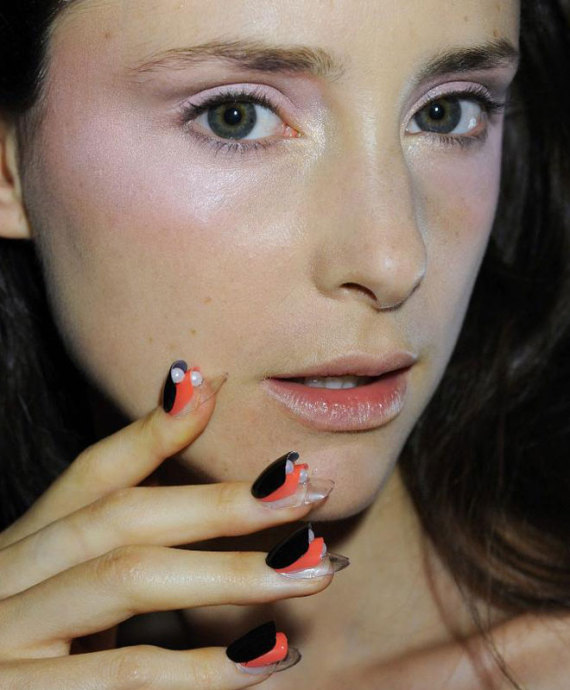 Spring Nail Trends 2013