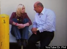 Jael Strauss Meth Addiction Dr Phil