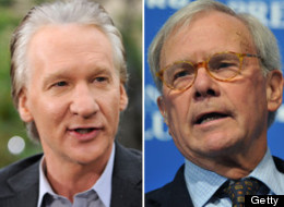 Bill Maher Tom Brokaw