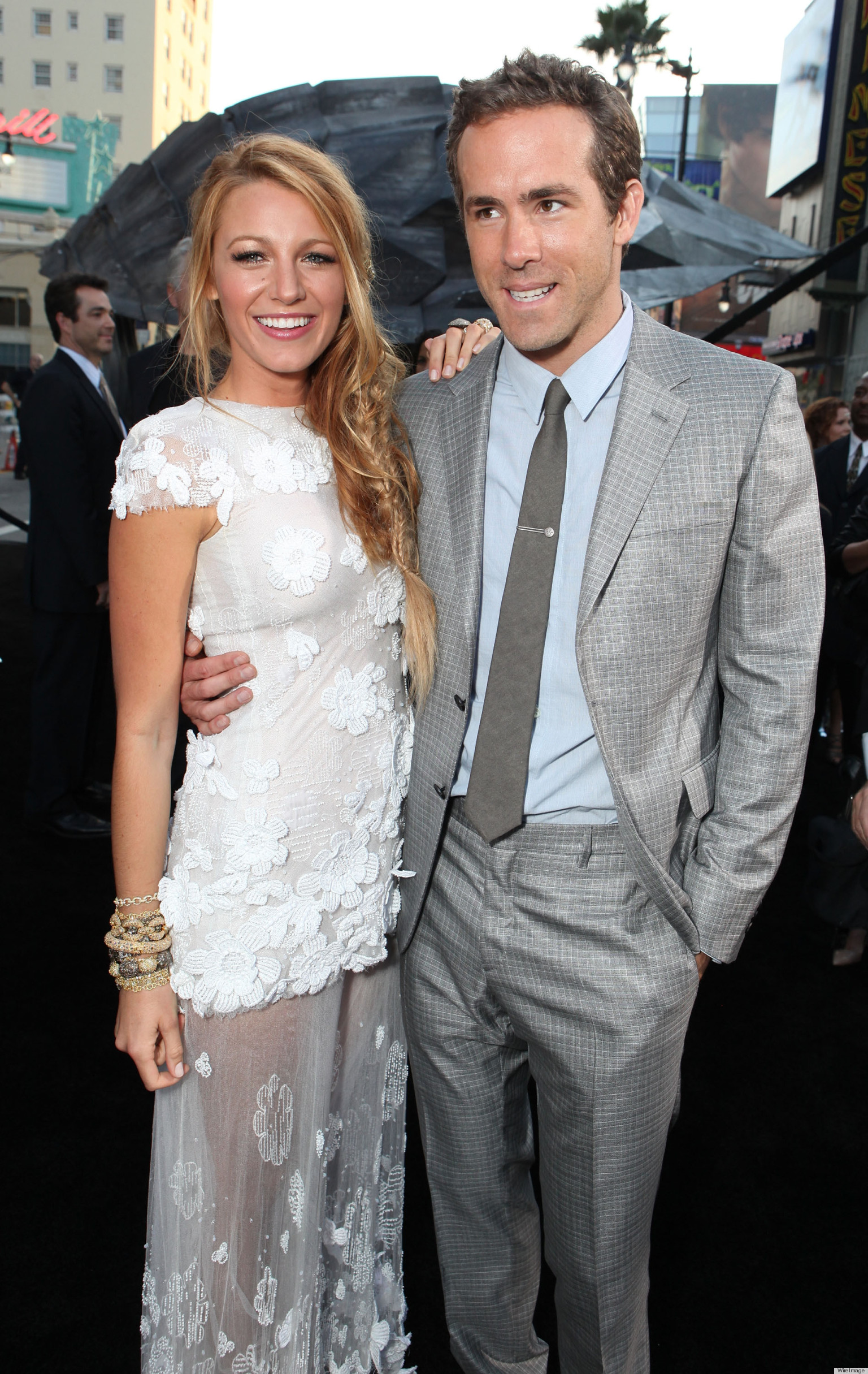 Blake Lively S Wedding Dress Was Marchesa Not Chanel
