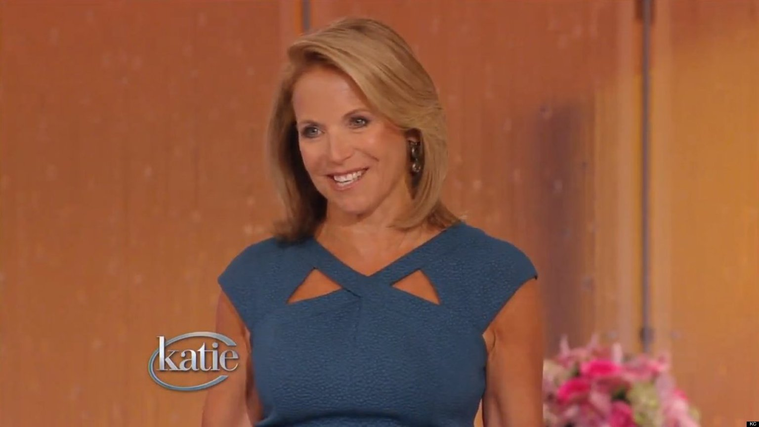 katie couric anchor