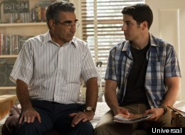 Eugene Levy On American Reunion: 'The Tables Have Turned'