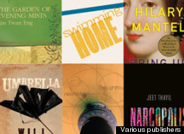 Booker Prize Shortlist 2012