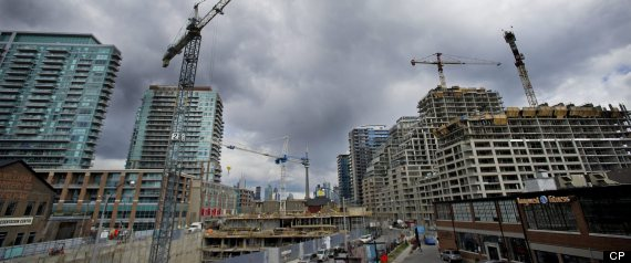 CANADA HOUSING STARTS AUGUST