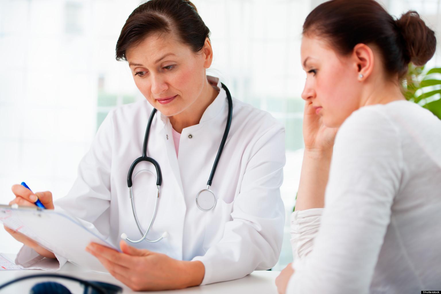 Смотреть онлайн девушка у врача 10 фотография