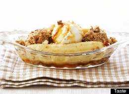 Recipe Of The Day: A Banana Split, For Breakfast!