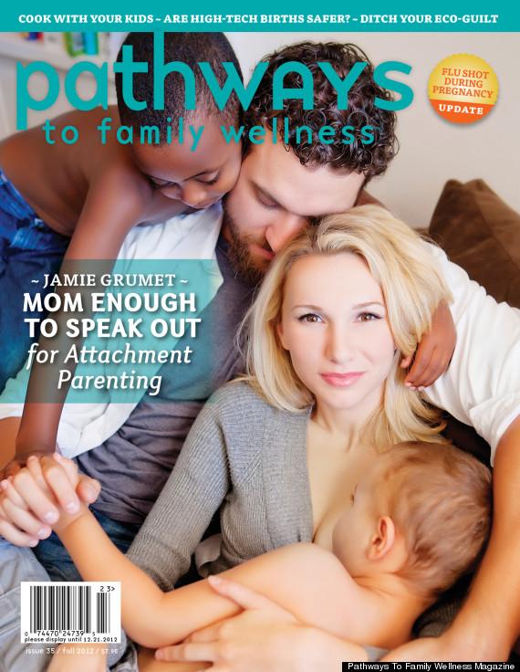 jamie lynne grumet breastfeeding