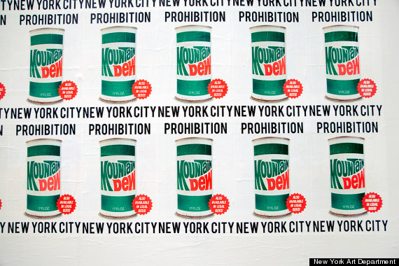 mountain dew prohibition ads attack bloomberg s soda ban proposal