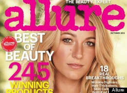 Blake Lively Allure Family Kids