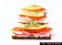 Open-Faced Sandwiches: Because One Slice Is Better Than Two