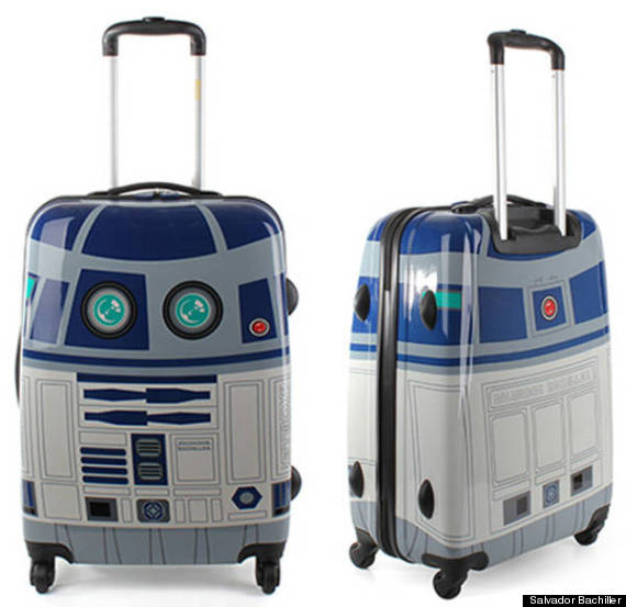 R2D2 Luggage Is The Only Way To Travel | HuffPost