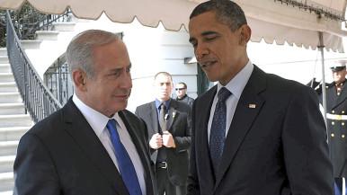 President Barack Obama and Prime Minister Benjamin Netanyahu