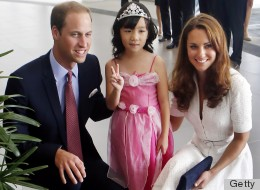 Prince William 2 Kids