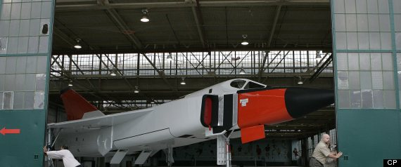 AVRO ARROW REVIVAL F35