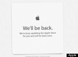 Apple Store Down! You Know Exactly What This Is About