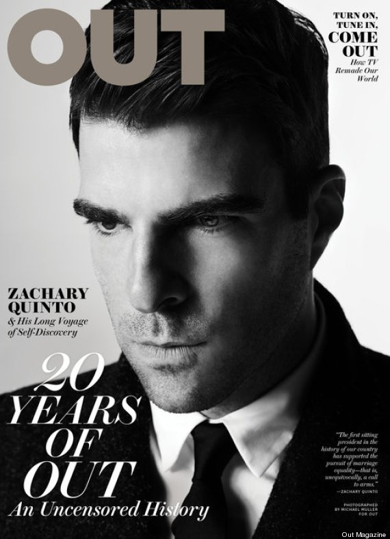 zachary quinto cover
