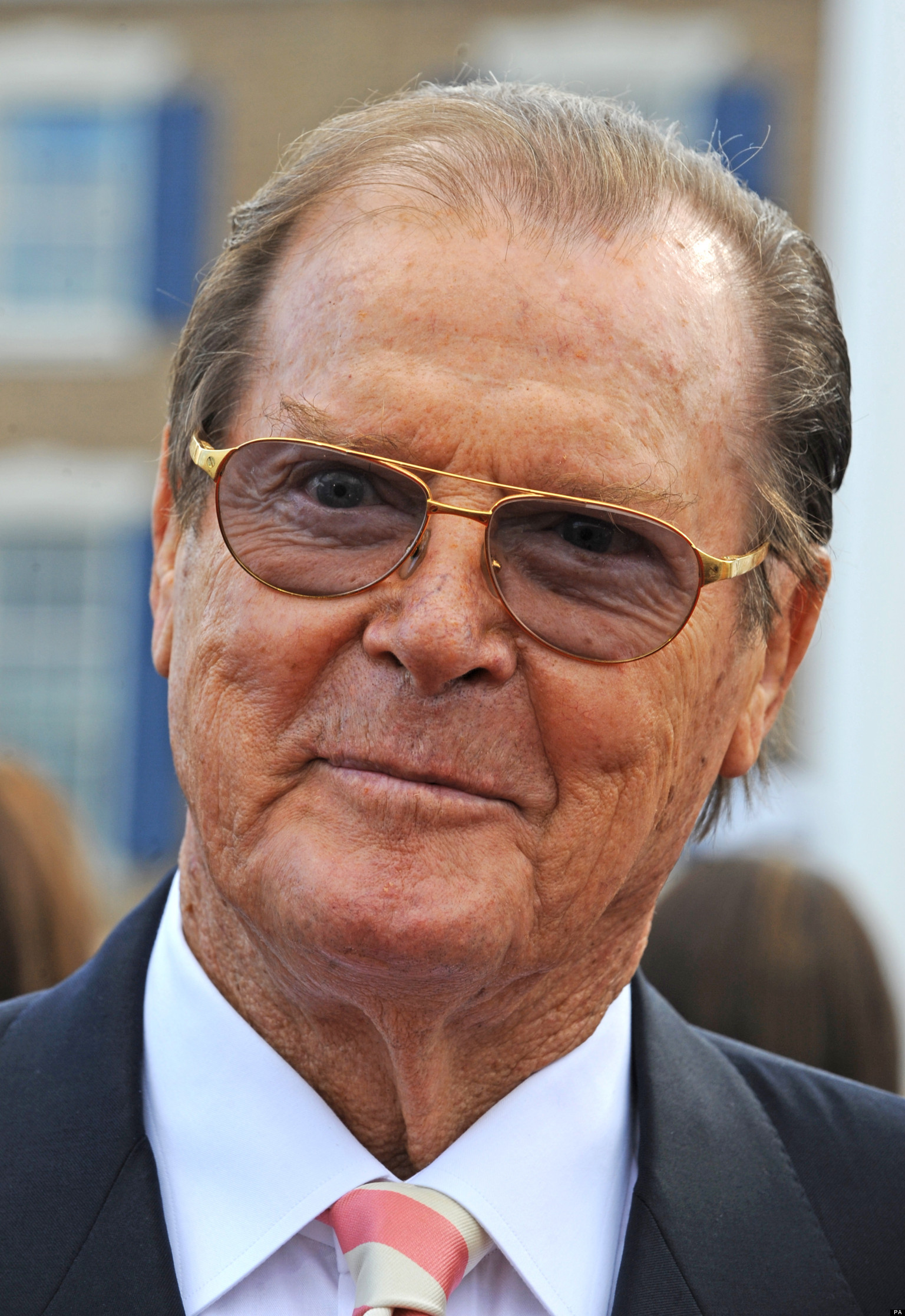 James Bond Star Sir Roger Moore Reveals He Was A Victim Of