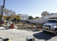 White House Big Dig Remains A Mystery As Construction Wraps Up