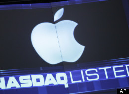 Apple Getting Beat By These 13 Stocks