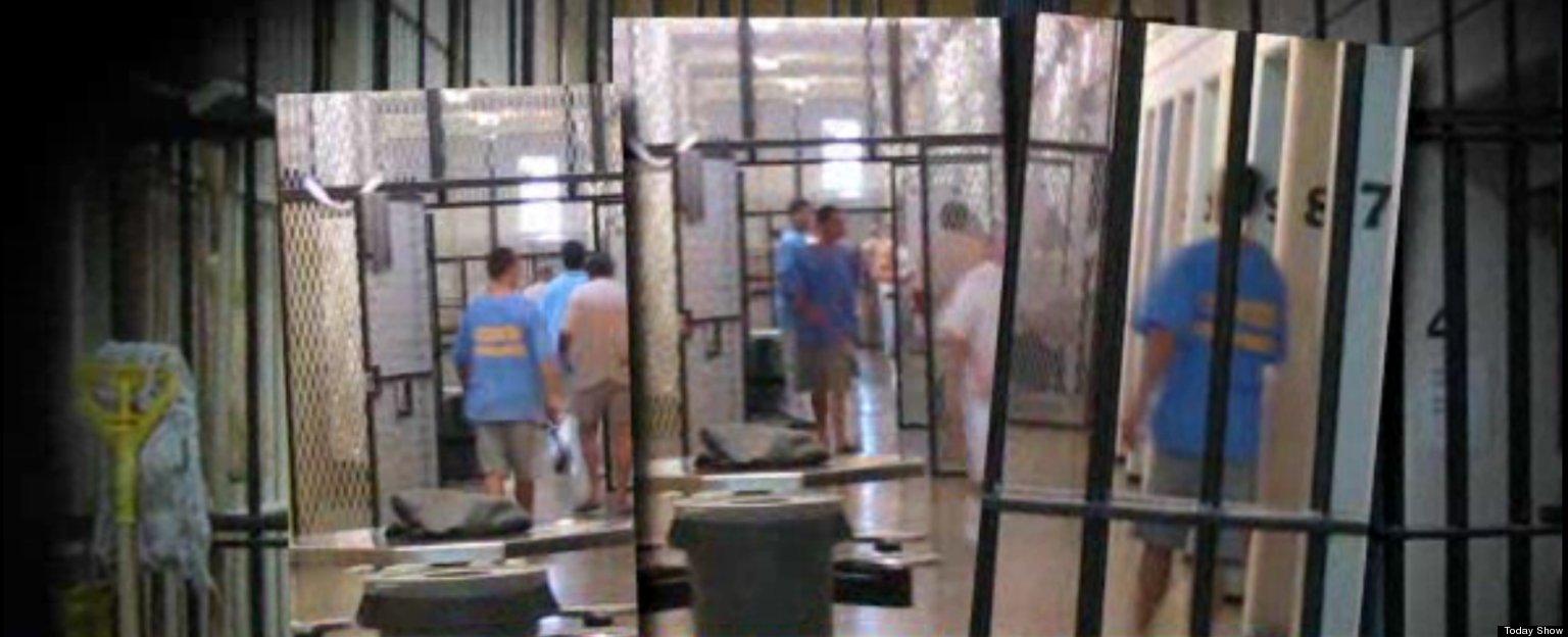 Scott Peterson Prison Life