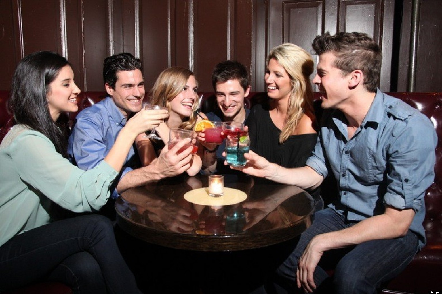 group dating boston