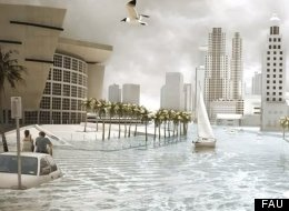 Rising Sea Levels Miami Climate Change