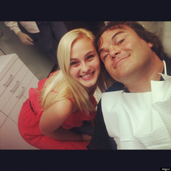 jack black dentist photo
