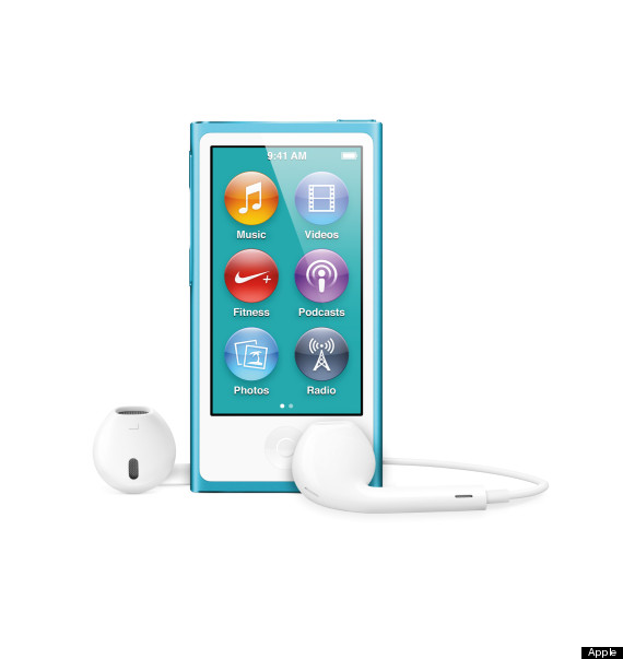 new ipods apple announces new mp3 player lineup at. Black Bedroom Furniture Sets. Home Design Ideas