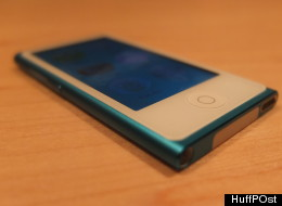 Apple Announces New iPod Nano, iPod Touch