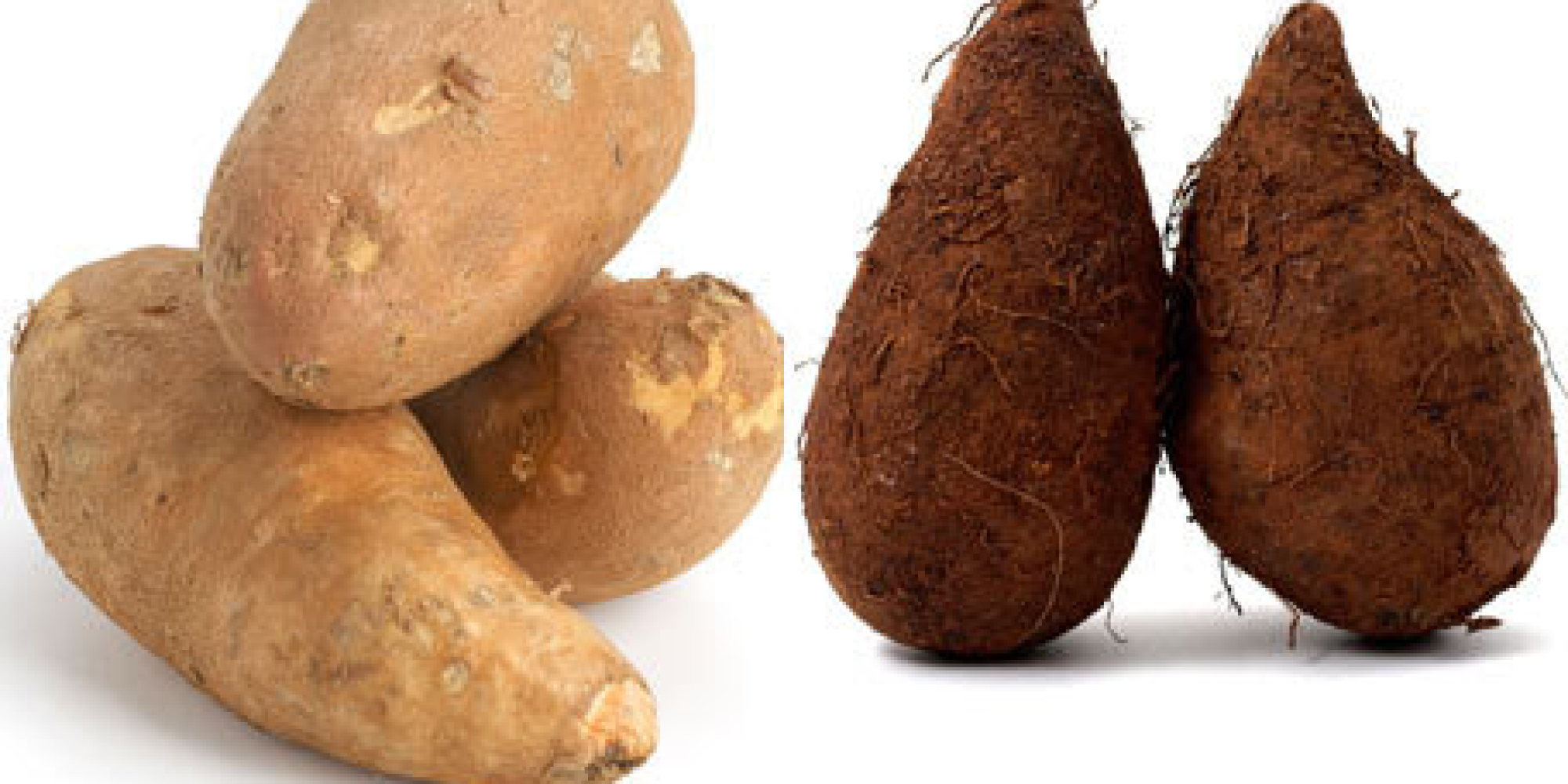 What's The Difference Between Sweet Potatoes and Yams ...  What's The ...