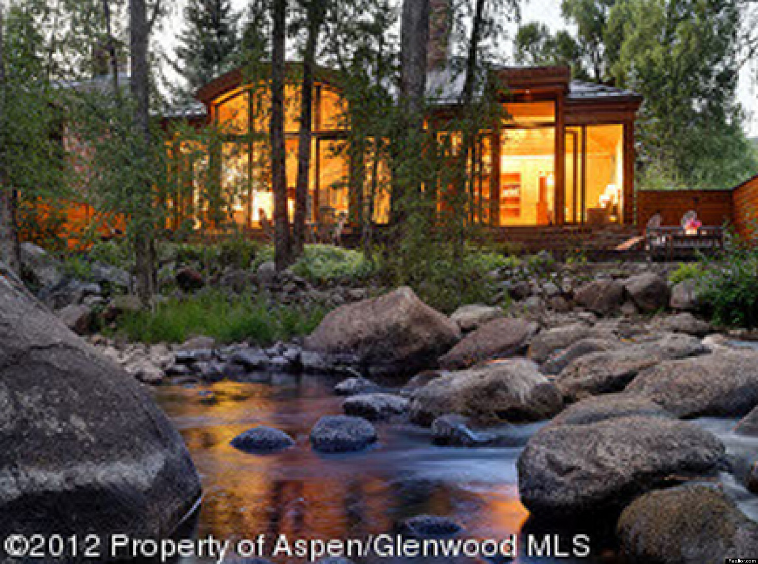 Top 10 most expensive mountain cabins in colorado for Mountain cabin homes