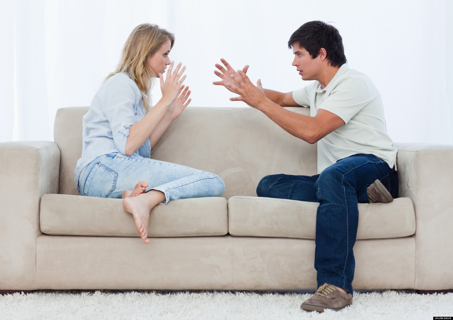 Overcoming Communication Barriers In Marriage & Divorce | HuffPost