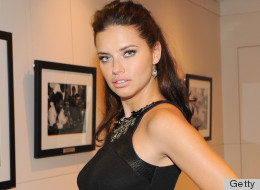 Adriana Lima Second Baby