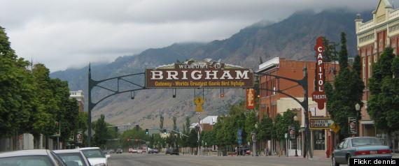 BRIGHAM CITY UTAH