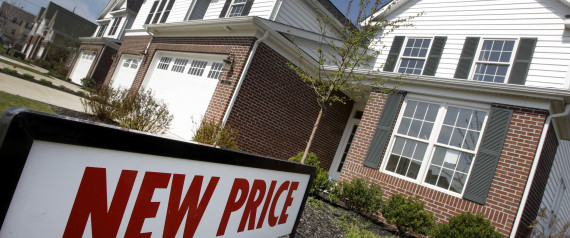 Home Prices Pass Half-Million Mark, But Outside Ontario And B.C., They're Falling