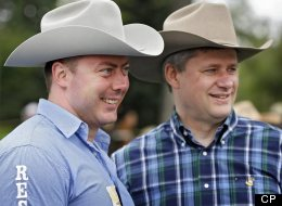 Harper Endorses 'Strong' Rob Anders
