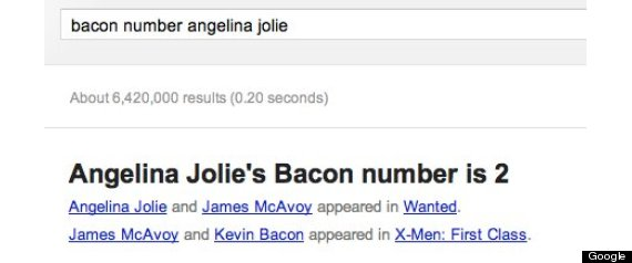 google six degrees kevin bacon