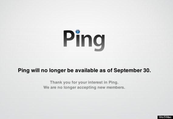 ping bye bye