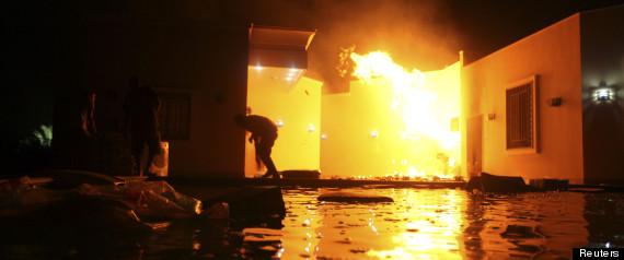 Ambassade Libye Attentat