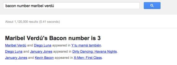 Google crea un sistema para buscar los 'seis kevin bacon de