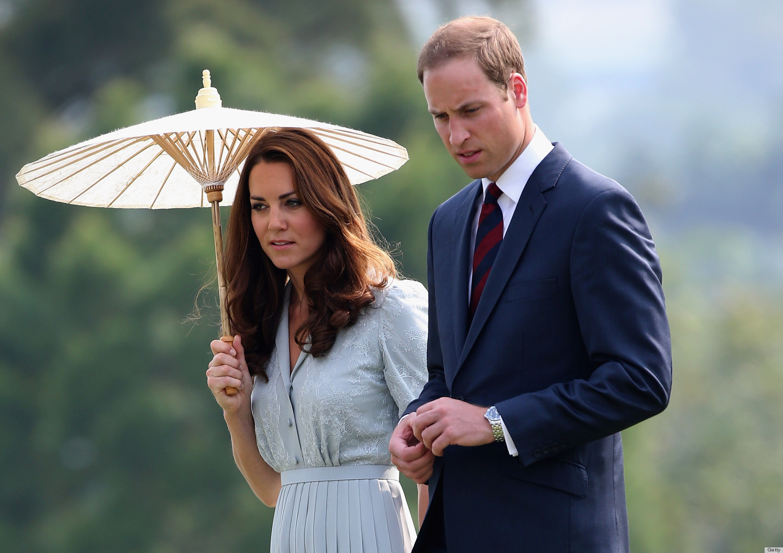 Kate Middleton Topless Photos Published in French Mag