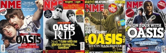 oasis nme