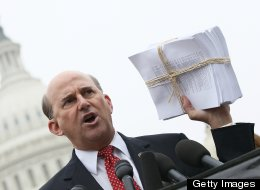 Louie Gohmert 'Brokenhearted' Over His Party's Failure